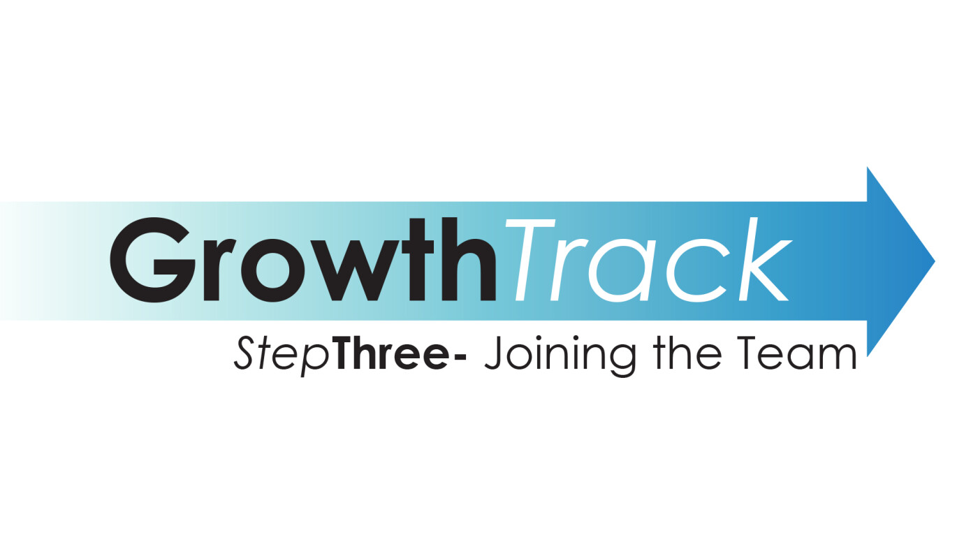 Growth Track Step 3 In-Person